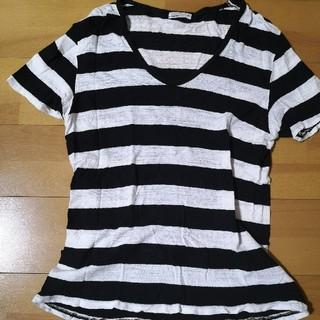 ラッドミュージシャン(LAD MUSICIAN)のラッドミュージシャンのボーダーカットソー(Tシャツ/カットソー(半袖/袖なし))