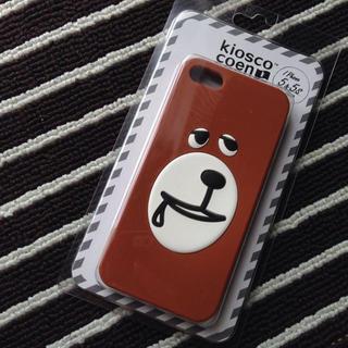 コーエン(coen)のコーエンベア iPhoneケース♡(モバイルケース/カバー)