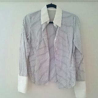 ベルメゾン(ベルメゾン)のシャツ レディース M 長袖(シャツ/ブラウス(長袖/七分))
