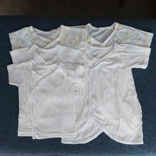 ニシマツヤ(西松屋)の新生児肌着セット(肌着/下着)