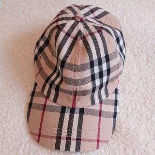 バーバリー(BURBERRY)のバーバリー 帽子 キャップ (ハット)