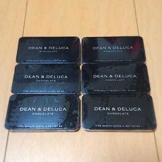 DEAN & DELUCA - 送料込み 新品 DEAN&DELUCA チョコレートミント タブレット 6個