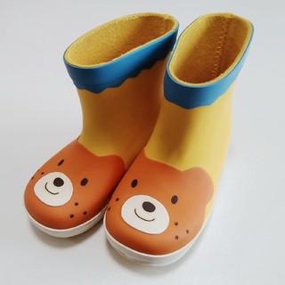 ミキハウス(mikihouse)のミキハウス レインシューズ 14.0(長靴/レインシューズ)