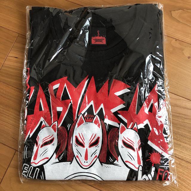 BABYMETAL(ベビーメタル)のBABYMETAL tourTシャツ エンタメ/ホビーのタレントグッズ(ミュージシャン)の商品写真