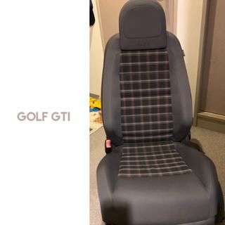 フォルクスワーゲン(Volkswagen)の5代目 Golf GTI 助手席シート(車内アクセサリ)