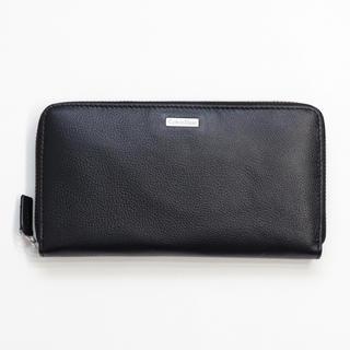 カルバンクライン(Calvin Klein)の新品 カルバンクライン 財布 長財布 二つ折り ラウンドファスナー コインケース(長財布)