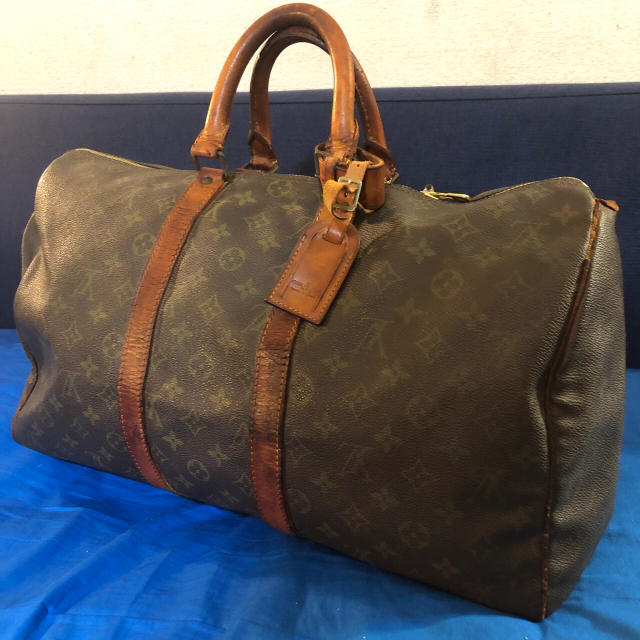 ebay 時計 偽物買取 、 LOUIS VUITTON - old louis vuitton ボストンバッグの通販 by NAO's shop|ルイヴィトンならラクマ