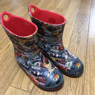 クロックス(crocs)のクロックス レインブーツ カーズ 18センチ(長靴/レインシューズ)