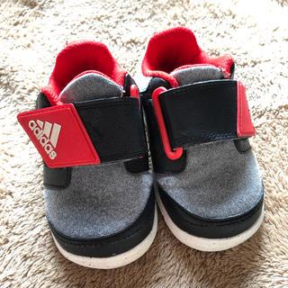 アディダス(adidas)のadidasキッズスニーカー12㎝(スニーカー)