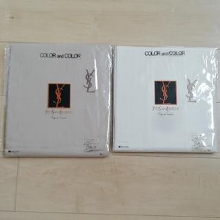 イヴサンローランボーテ(Yves Saint Laurent Beaute)のYSL シングルシーツ 2点セット (シーツ/カバー)