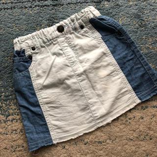 ブリーズ(BREEZE)のBREEZE 110cm スカート(スカート)