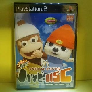 プレイステーション2(PlayStation2)の【PS2】マクドナルドオリジナル ハッピーDISC(家庭用ゲームソフト)