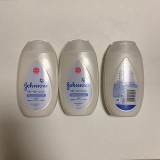 ジョンソン(Johnson's)のジョンソン・エンド・ジョンソン ベビーローション 300ml×3 新品未開封(ベビーローション)