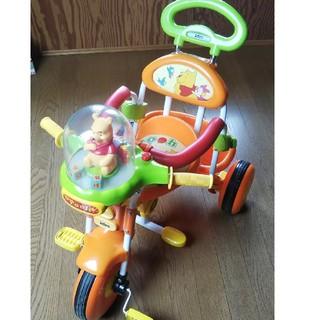 ディズニー(Disney)のプーさん 三輪車(三輪車)