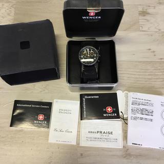 ウェンガー(Wenger)のWENGER 腕時計(腕時計(アナログ))
