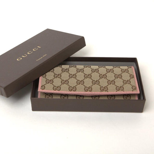 Gucci - 【新品】【正規品】GUCCI長財布の通販 by まりも's shop|グッチならラクマ