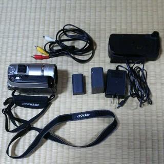ビクター(Victor)のVictorハードディスクムービー GZ-MG575(ビデオカメラ)