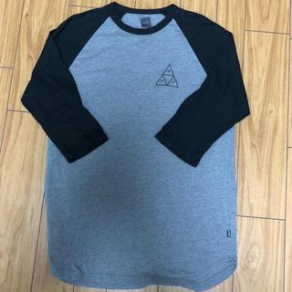 ハフ(HUF)の人気のラグラン!!HUFラグランTシャツ(Tシャツ/カットソー(七分/長袖))
