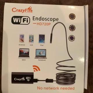 Wifi endoscope  HD720p(防犯カメラ)