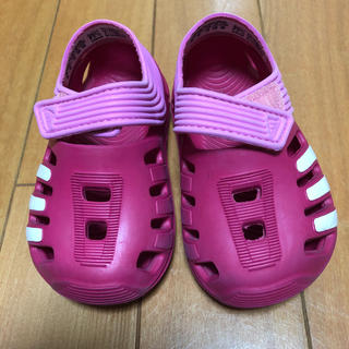 アディダス(adidas)のadidas 子供サンダル(サンダル)