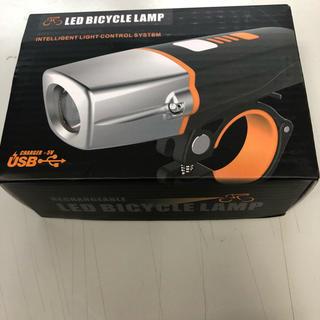 LED  BICYCLE  LAMP(汎用パーツ)