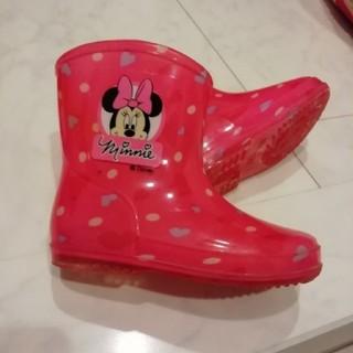 ディズニー(Disney)の長靴 ディズニー 13㎝(長靴/レインシューズ)