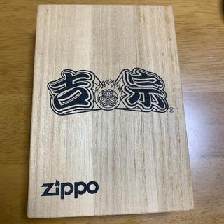 ジッポー(ZIPPO)の吉宗 家紋 zippo 新品未使用 桐箱付き(パチンコ/パチスロ)
