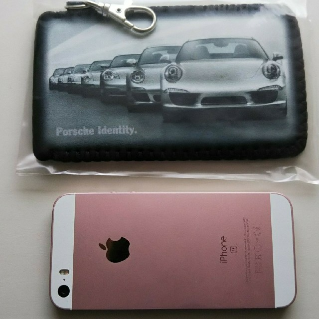 Porsche(ポルシェ)のポルシェ モバイル フォン ケース スマホ/家電/カメラのスマホアクセサリー(モバイルケース/カバー)の商品写真