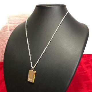 ポールスミス(Paul Smith)のSV925 PS ポールスミス プレート ネックレス 正規品(ネックレス)
