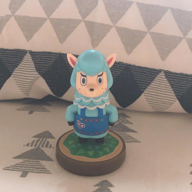 ニンテンドー3DS(ニンテンドー3DS)のどうぶつの森 amiibo フィギュア カイゾー エンタメ/ホビーのエンタメ その他(その他)の商品写真