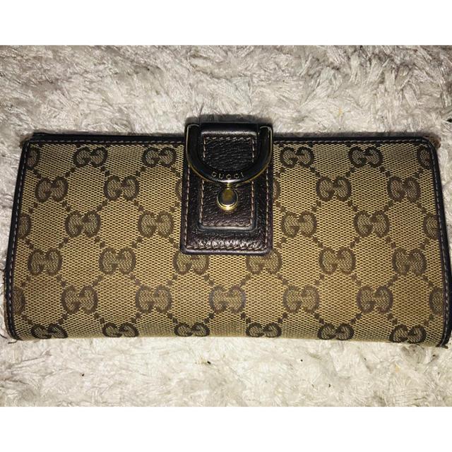 Gucci - GUCCI 長財布の通販 by sakura's shop|グッチならラクマ