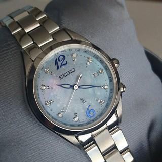 d948493d4b セイコー(SEIKO)の《限定》美品 SEIKO LUKIA ルキア チタン 電波時計