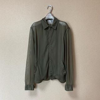 コムデギャルソン(COMME des GARCONS)のCOMME DES GARCONS Shirt メッシュジャケット レア(ブルゾン)