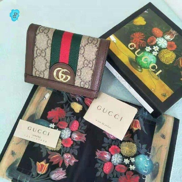 Gucci - 超人気美品 GUCCI グッチ 折り財布の通販 by enny's shop|グッチならラクマ