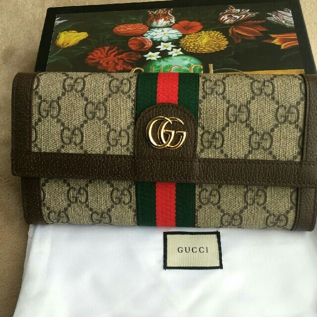 Gucci - Gucci グッチ 長財布の通販 by rose's shop|グッチならラクマ