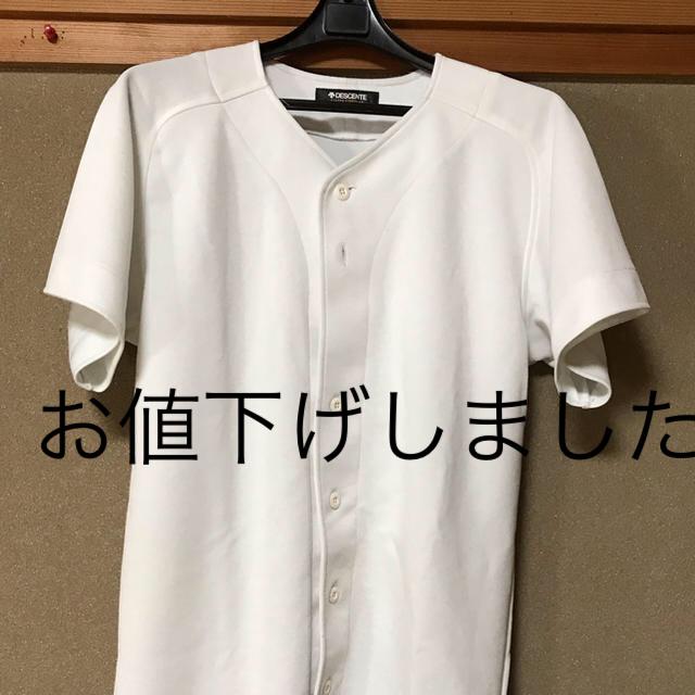 DESCENTE(デサント)の野球練習着 スポーツ/アウトドアの野球(ウェア)の商品写真