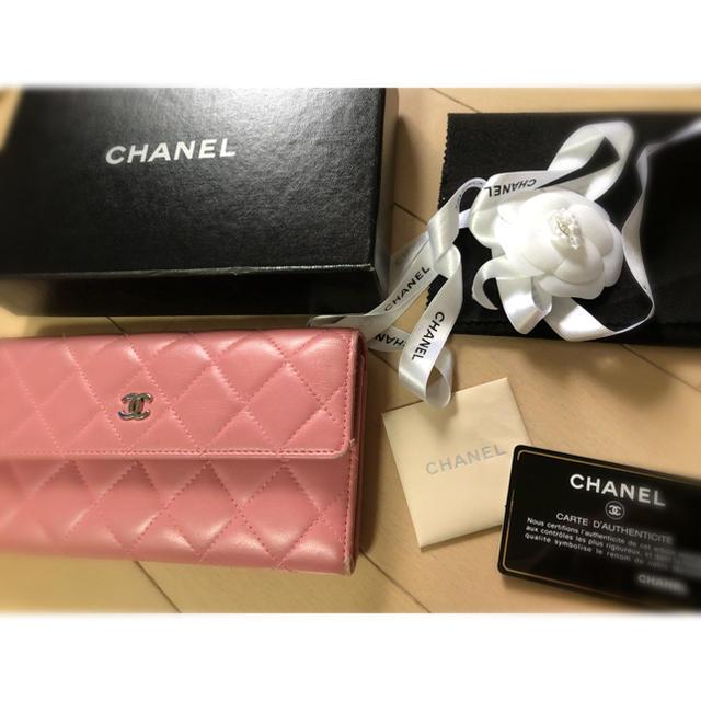 louis vuitton 時計 偽物 574 、 CHANEL - シャネル長財布の通販 by ぴょんshop♡|シャネルならラクマ