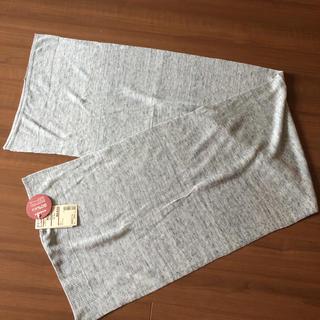 ムジルシリョウヒン(MUJI (無印良品))の無印良品 新品 UVフレンチリネンボレロ(ライトグレー)(ボレロ)
