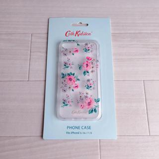 キャスキッドソン(Cath Kidston)の*新品*キャスキッドソン iPhone6/6S/7/8ケース グローブバンチ(iPhoneケース)