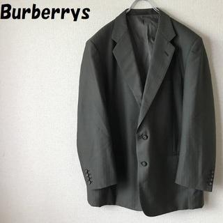 バーバリー(BURBERRY)の【人気】バーバリー ストライプジャケット サイズ175 正規品 三陽商会(テーラードジャケット)