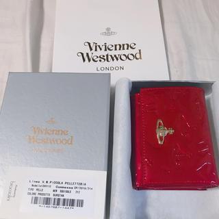ヴィヴィアンウエストウッド(Vivienne Westwood)のヴィヴィアン ウエストウッド 三つ折り財布(財布)