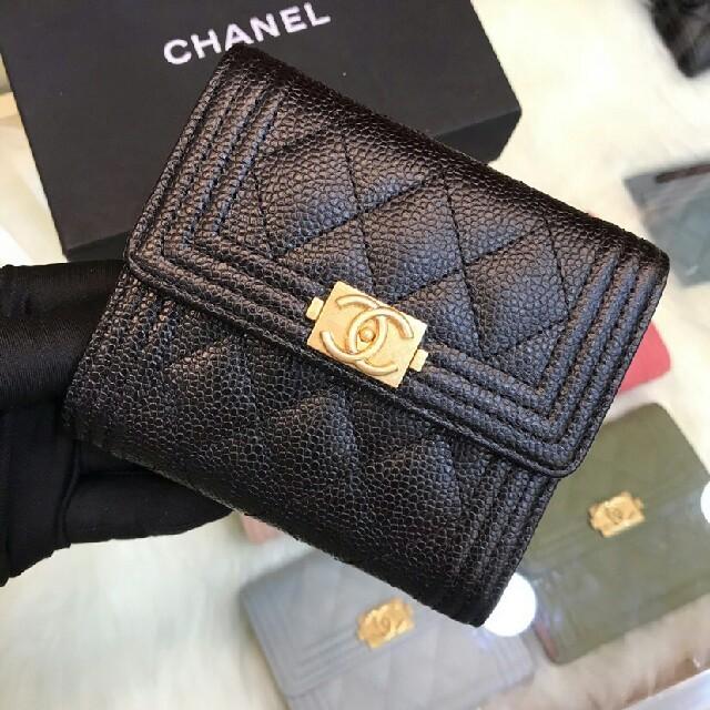 CHANEL - シャネル 財布 正規品の通販 by フクオカ🍄's shop|シャネルならラクマ