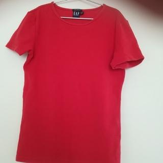 ギャップ(GAP)のGAP 赤Tシャツ(Tシャツ(半袖/袖なし))