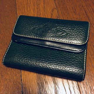 ヴィヴィアンウエストウッド(Vivienne Westwood)のスモークグリーン ウォレット(財布)