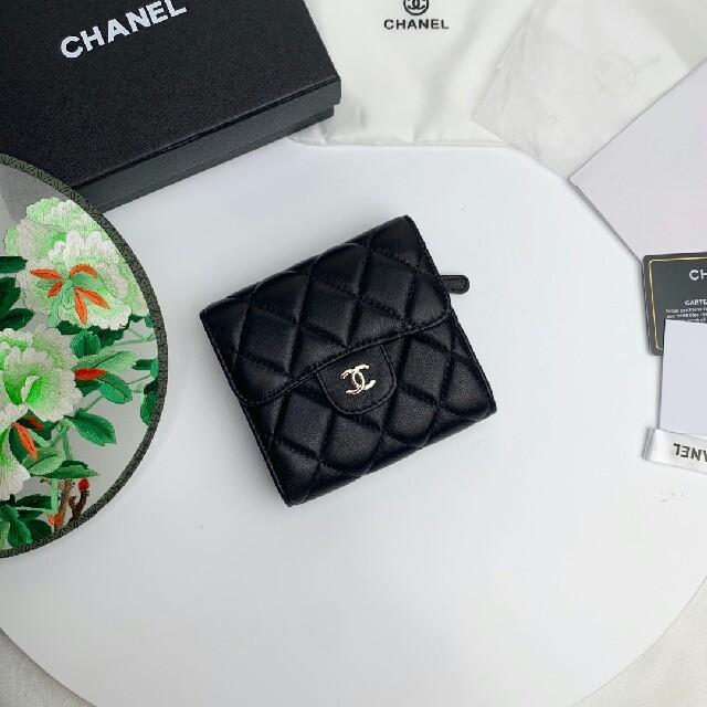 エルメス キーケース スーパーコピー miumiu - CHANEL - CHANEL シャネル 三つ折り財布の通販 by thomas's shop|シャネルならラクマ