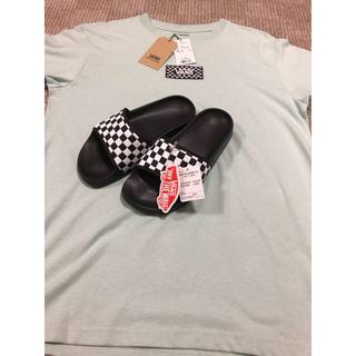 ヴァンズ(VANS)のvans Tシャツ サンダルセット(Tシャツ(半袖/袖なし))