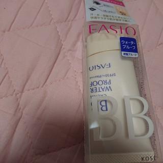 ファシオ(Fasio)の新品未使用パッケージなしファシオBBクリームウォータープルーフ01(BBクリーム)