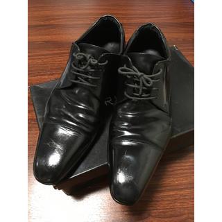 オリヒカ(ORIHICA)のオリヒカ 革靴 皮靴 ブラック(ドレス/ビジネス)