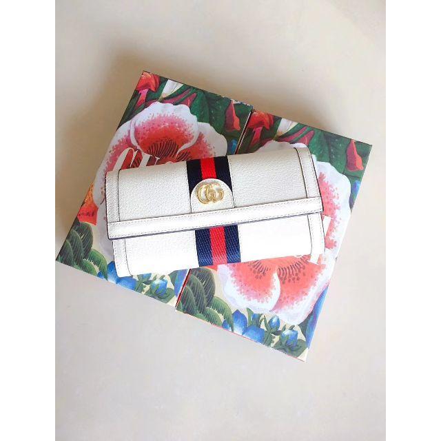 Gucci - グッチラウンド、gucci長財布の通販 by アイウ's shop|グッチならラクマ