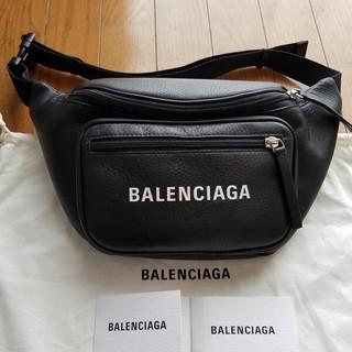 バレンシアガ(Balenciaga)のBALENCIAGA バレンシアガ エブリデイ レザー ベルト バッグ(ボディーバッグ)
